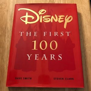 DISNEY: FIRST 100 YEARS - Hardcover